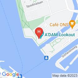 Mapa SIR ADAM