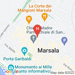 Mapa BEST WESTERN STELLA D'ITALIA