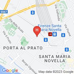 Mapa C-HOTEL JOY