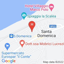 Mapa B&B IL CAVALIERE