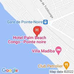 Mapa PALM BEACH