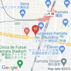 Mapa VISTA KAMATA