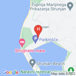 Mapa VILE - TERME KRKA