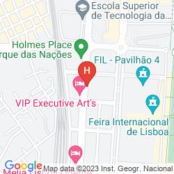 Mapa VIP EXECUTIVE ART´S