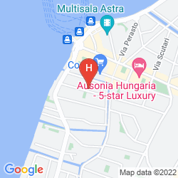 Mapa RIGEL