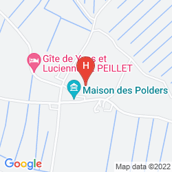 Mapa LES 4 SALINES
