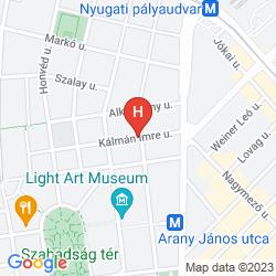 Mapa PARLAMENT
