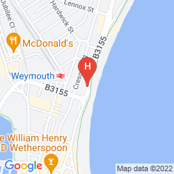 Mapa WENLOCK HOUSE