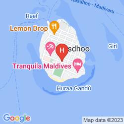 Mapa CASA MIA MATHIVERI