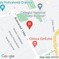 Mapa BAVARIA