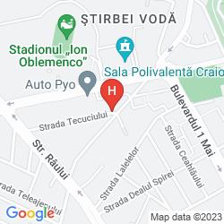 Mapa PARC