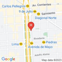Mapa CONTE