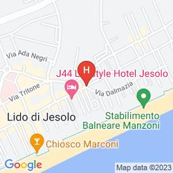 Mapa ADLON
