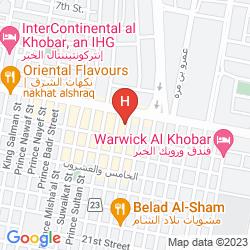 Mapa AL NIMRAN