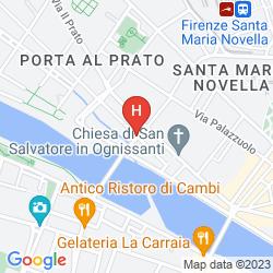 Mapa PATRIZIA