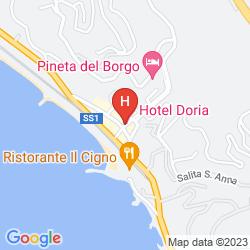 Mapa DORIA