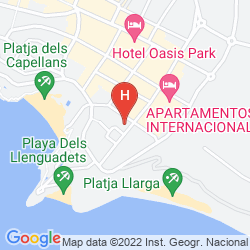 Mapa 4R PLAYA PARK
