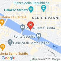 Mapa BERCHIELLI
