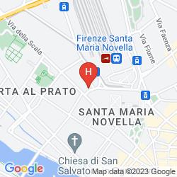 Mapa C-HOTELS CLUB