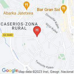 Mapa JAIZKIBEL