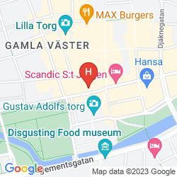 Mapa BEST WESTERN PLUS HOTEL NOBLE HOUSE