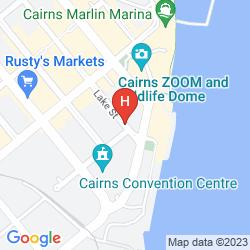 Mapa OAKS CITY QUAYS