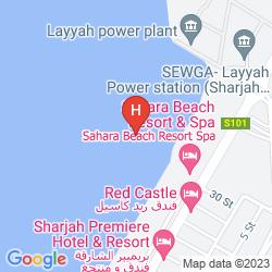 Mapa AL SHARQ