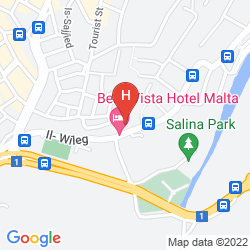 Mapa BELLA VISTA