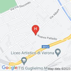 Mapa A CASA DA MARI