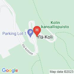 Mapa BREAK SOKOS HOTEL KOLI