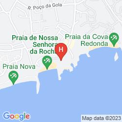 Mapa PESTANA VIKING