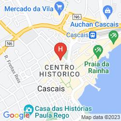Mapa CASCAIS