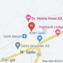 Mapa VESTLIA RESORT