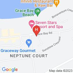 Mapa PORTS OF CALL RESORT