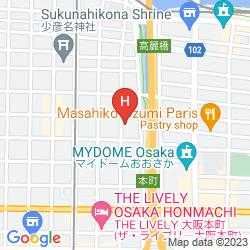 Mapa VELTA KITAHAMA