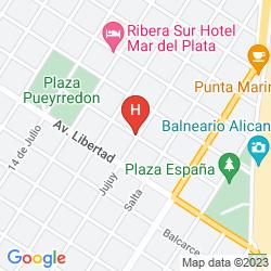 Mapa PERLAMAR