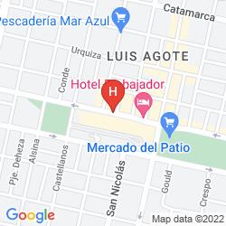 Mapa MICRO