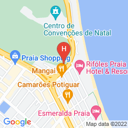Mapa ESMERALDA PRAIA