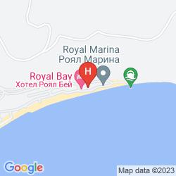Mapa PRIVILEGE FORT