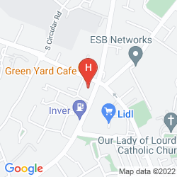 Mapa PATRICK PUNCH'S