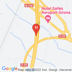 Mapa EDEN PARK BY BRAVA HOTELES