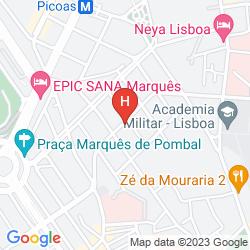 Mapa 3K MADRID