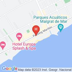 Mapa REYMAR PLAYA
