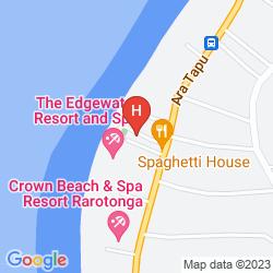 Mapa EDGEWATER RESORT
