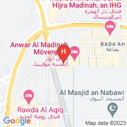 Mapa ELAF TAIBAH