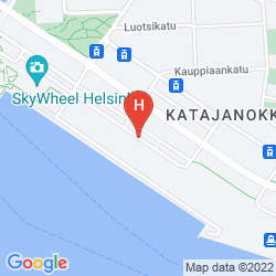 Mapa SCANDIC GRAND MARINA