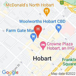 Mapa MID CITY