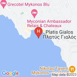 Mapa KOSMOPLAZ