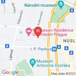 Mapa HALKOVA