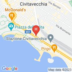 Mapa DE LA VILLE